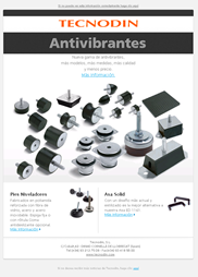 Newsletter Antivibrantes