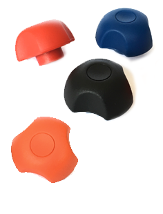 Two new colors for MTC knob
